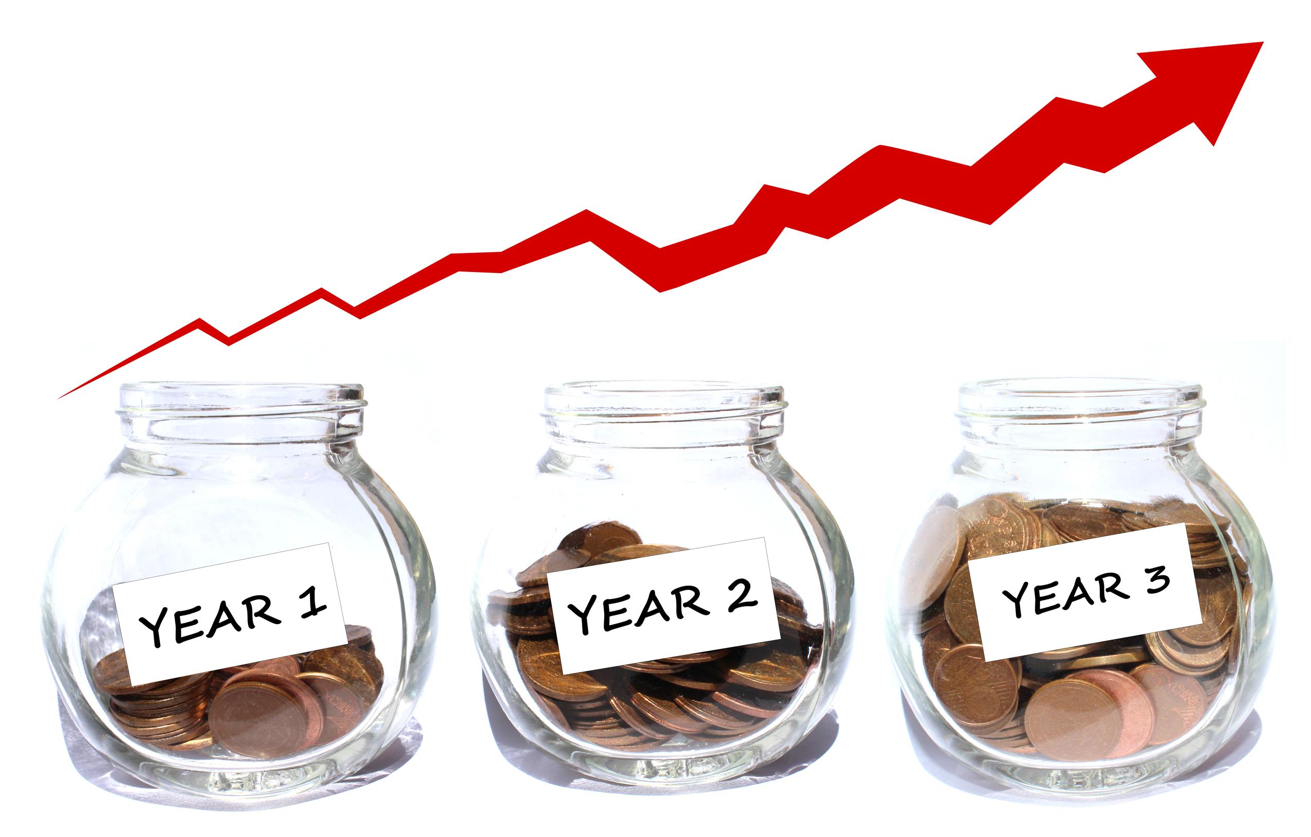 Sparing gjør det enklere å lykkes med nedbetaling av lån.